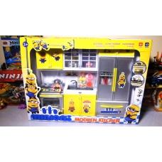 Игровой набор Minions Modern Kitchen