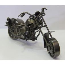 Настольный сувенир-мотоцикл