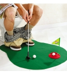"""Игра """"Toilet golf"""""""