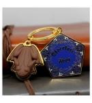 Брелок Гарри Поттер: Шоколадная лягушка