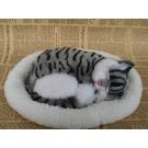 Дышащая кошка  31 см