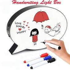 LED доска для записей