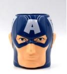 3D Кружка Капитан Америка