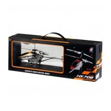 Игрушка-вертолет на пульте