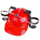 Шлем с держателем для напитков