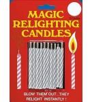 "Свечи незадувающиеся ""Magic Relighting Candles"""
