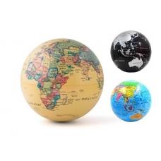Вращающийся настольный глобус