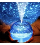 """Увлажнитель воздуха и ночник """"Crystal Night Light"""""""