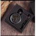 Механические антикварные карманные часы