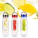 Спортивная бутылка для воды Detox Fruit Bottle