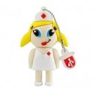 Флешка в форме медсестры