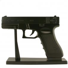 Зажигалка-пистолет Glock с подставкой
