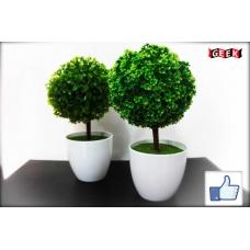 Декоративное искусственное дерево