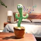 Танцующий и говорящий кактус