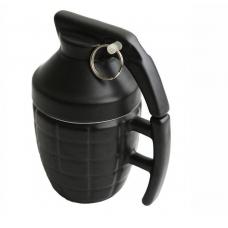 Керамическая кружка в форме гранаты