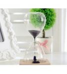 Песочно-магнитные декоративные часы