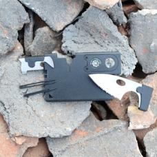 Многофункциональный нож-кредитка