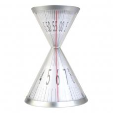 "Kikkerland Настольные песочные часы ""Hourglass"""
