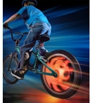 Светодиодное Освещение На Колесе Велосипеда Fuze