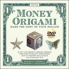 Обучающий набор для оригами из денег