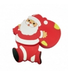 Флешка-Дед Мороз с мешком