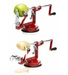 Машинка для чистки и нарезки яблок и картофеля