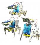 Робот-конструктор на солнечных батареях 14 в 1