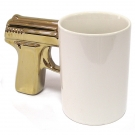 Чашка Пистолет