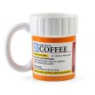 """Чашка для кофе """"Pill Bottles"""""""