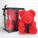 Медвежонок из роз