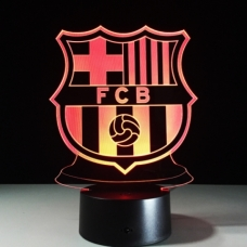3D Cветильники Футбольные Клубы