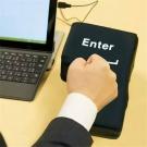 """Кнопка-подушка """"Enter"""""""