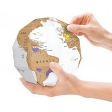 3D Скретч Глобус