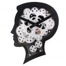 Часы настенные Анатомия мыслей