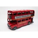 Английского ретро-автобуса