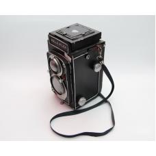 """Макет ретро фотоаппарата """"Rolleiflex"""""""