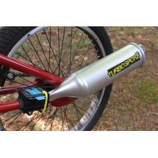 Глушитель для велосипеда