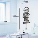 Лампа-стикер Signpost