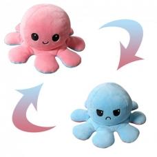 Мягкая игрушка осьминог-перевертыш