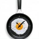 Часы сковорода