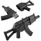 Флешка автомат Калашникова АК-47, 4 Гб