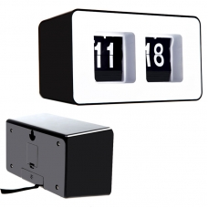 Классические перекидные ретро-часы