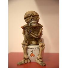 Копилка-скелет