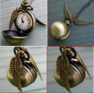 Часы Снитч из Гарри Поттера