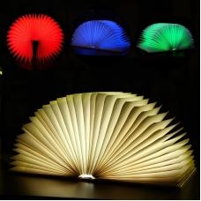 Светильник-ночник книга