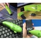 Мини USB пылесос для чистки клавиатуры