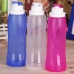 Силиконовая складная бутылка для воды