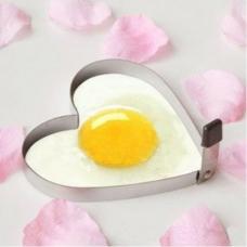 Форма сердца для яичницы
